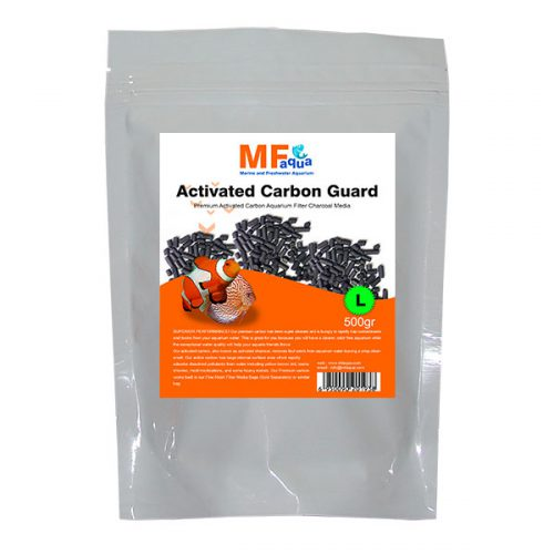 MF aqua Activated Carbon Guard L 500g