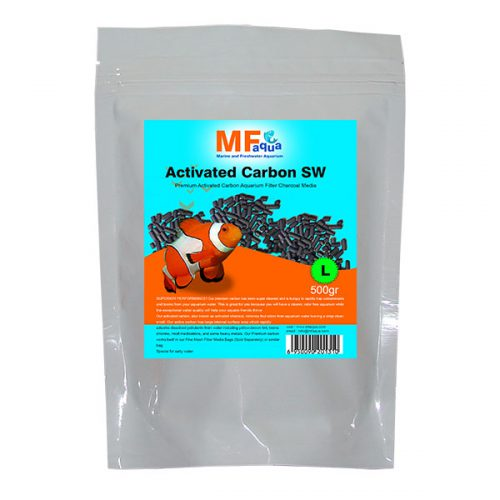 MF aqua Activated Carbon Guard saltwater 500g