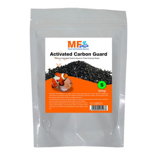 MF aqua Activated Carbon Guard S 500g
