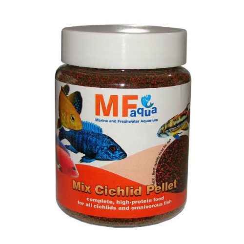 MF aqua Cichlid Mix Granules 500ml